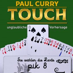 Mental Zaubertrick. Touch von Paul Curry