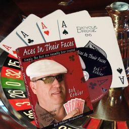 Aces In Their Faces Kartentrick von Bob Kohler