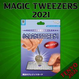 Magic Tweezers 2021 Zaubertricks