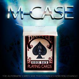 M-case Austauschgerät für Karten Kartentrick