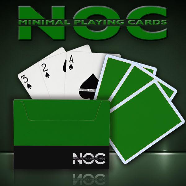 NOC V3S Deck by HOPC Kartenspiel für Zauberkünstler