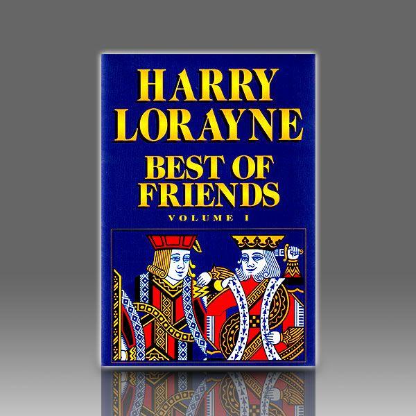 Best of Friends- Harry Lorayne Zauberbuch