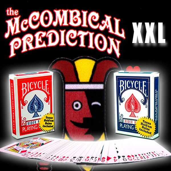 Mc Combical Prediction - Riesenkarten