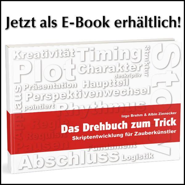 Das Drehbuch zum Trick E-Book