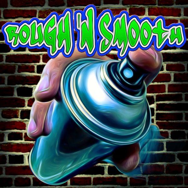 Rough 'n Smooth Rau Glatt Spray