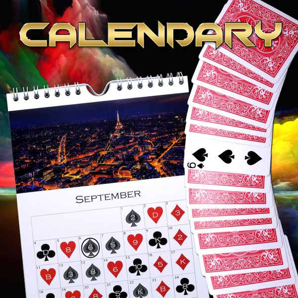Calendary by Magic Factory