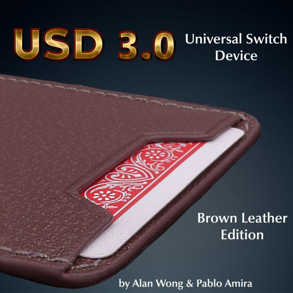 USD3 - Universal Switch Device by Pablo Amira and Alan Wong