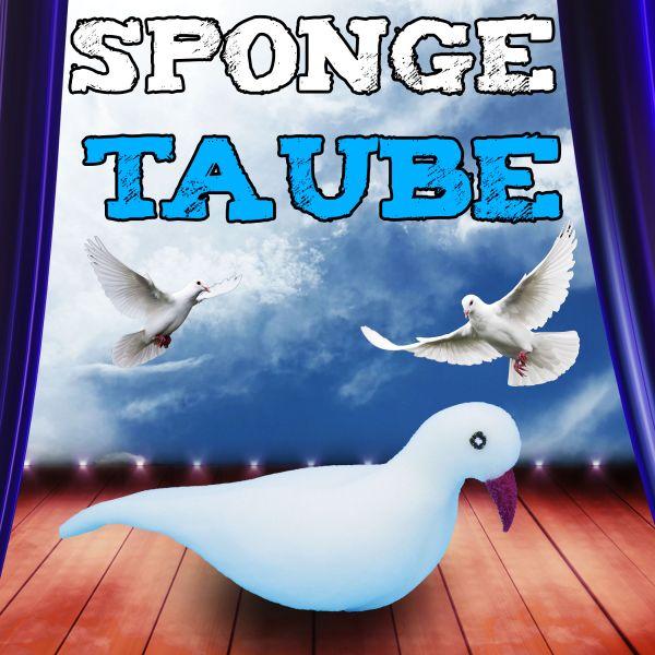 Sponge Taube Zauberzubehör Gosh
