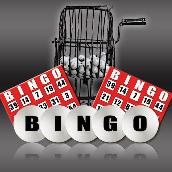 Bingo Zaubertrick Stand-Up