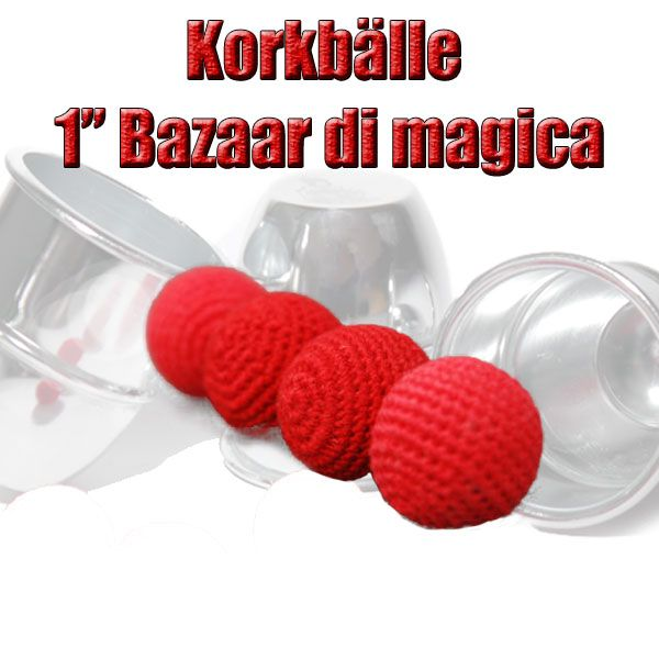 "Korkbälle 1""; Bazaar"