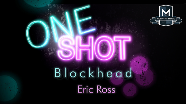 MMS ONE SHOT - Blockhead by Eric Ross video DOWNLOAD