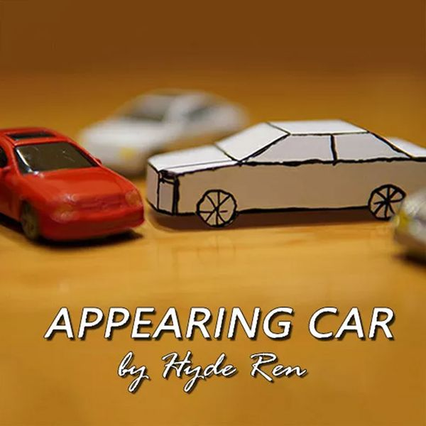 Appearing Car by Hyde RenZaubertrick