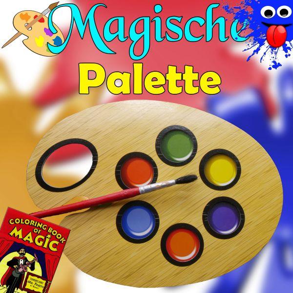 Magische Palette
