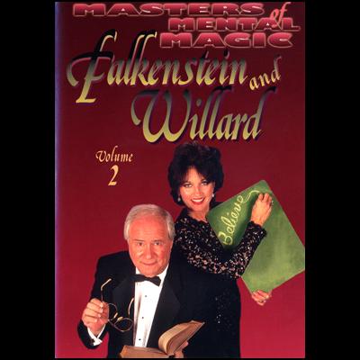 Falkenstein and Willard- Masters of Mental Magic- #2 video DOWNLOAD    DVD-Englisch   DVD's Downloads   Zaubertricks kaufen