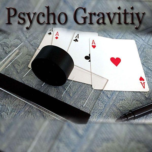 Psycho Gravity Tenyo Zaubertrick