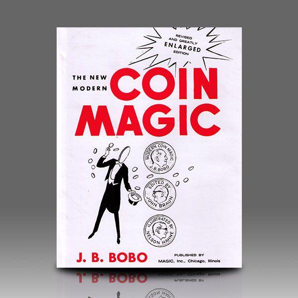 The New Modern Coin Magic Zauberbuch