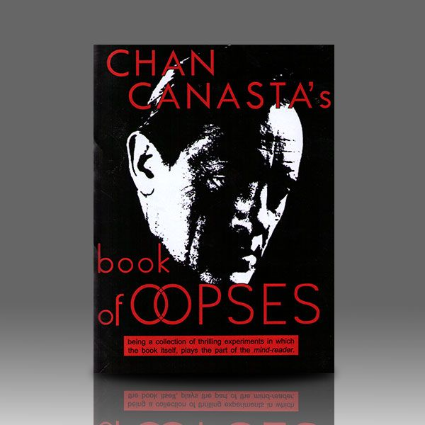 Book of Oopses by Chan Canasta Zauberbuch