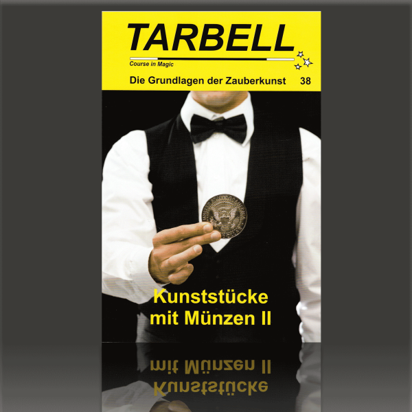 Kunststücke mit Münzen 2 Tarbell