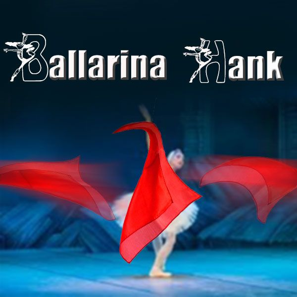 Ballarina Hank Tenyo Zaubertricks Schwebendes Seidentuh