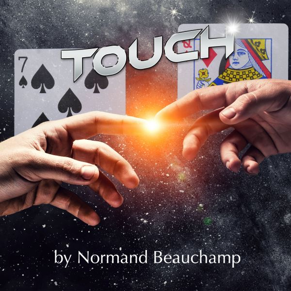 Touch by Normand Beauchamp Zaubertrick