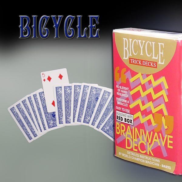 Brainwave Deck Trickkartenspiel