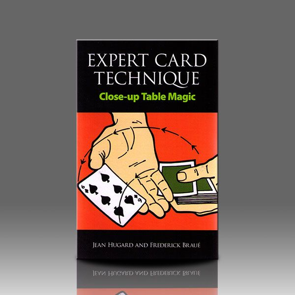 Expert Card Technique Zauberbuch