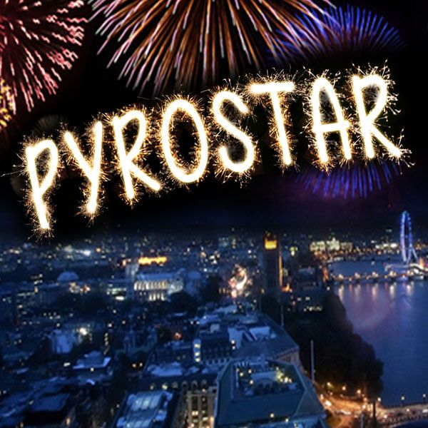 Pyrostar Pyroartikel Zauberzubehör