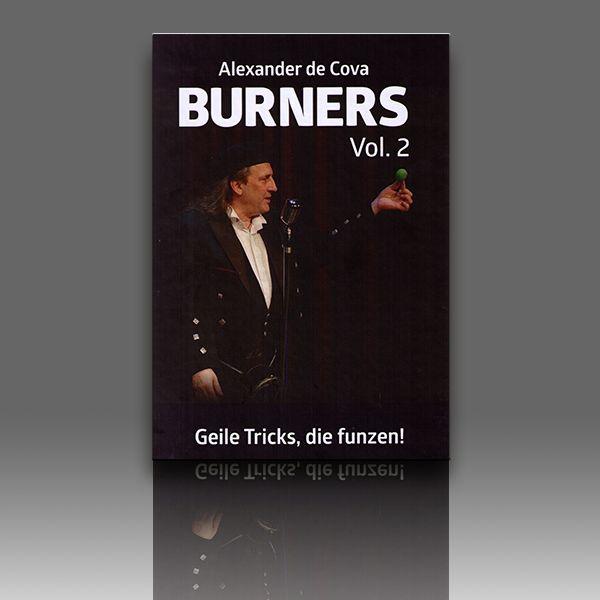 Burners Vol 2 by Alexander de Cova