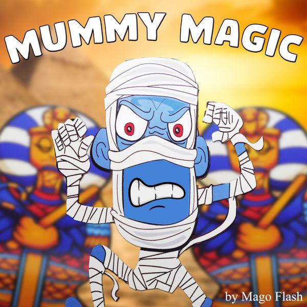 Mummy Magic Zaubern für Kinder