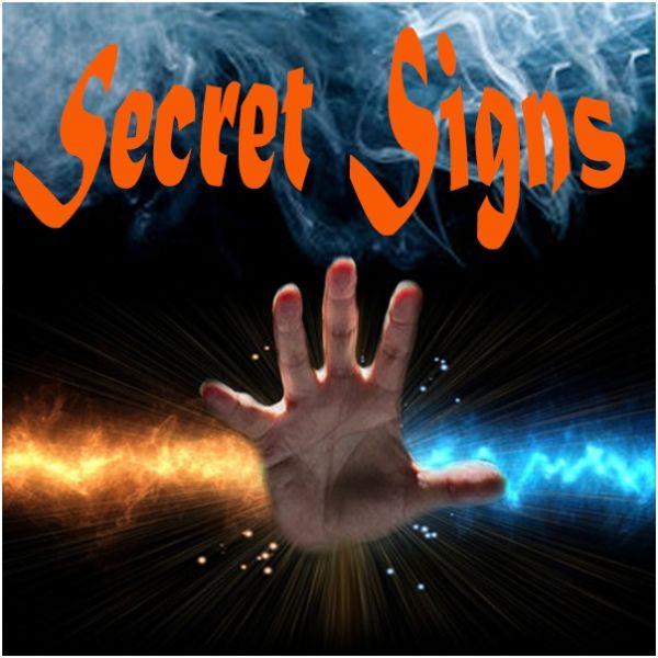 Secret Signs - Sylar Wax Zaubertrick