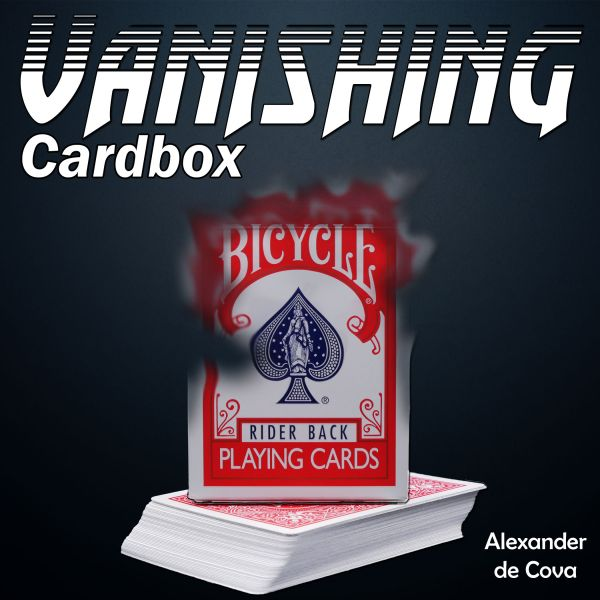 Vanishing Cardbox