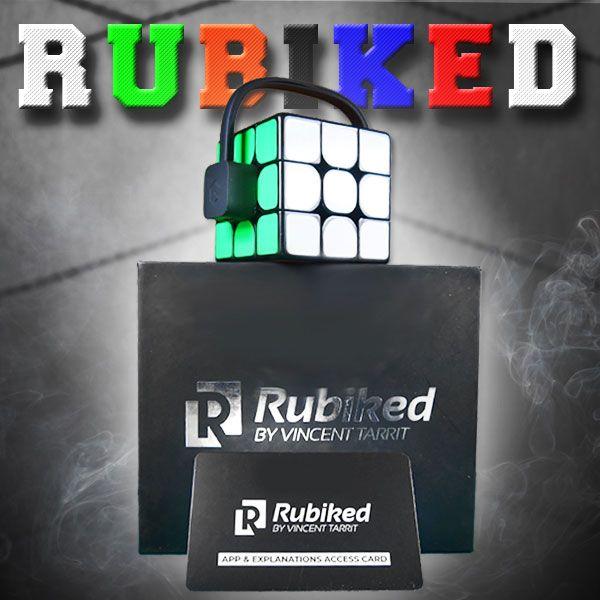 Rubiked Zaubertrick Stand-Up