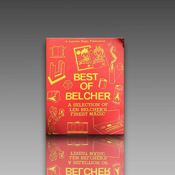 Best of Belcher by Len Belcher Zauberbuch