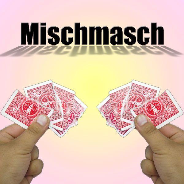 Mischmasch Kartentrick