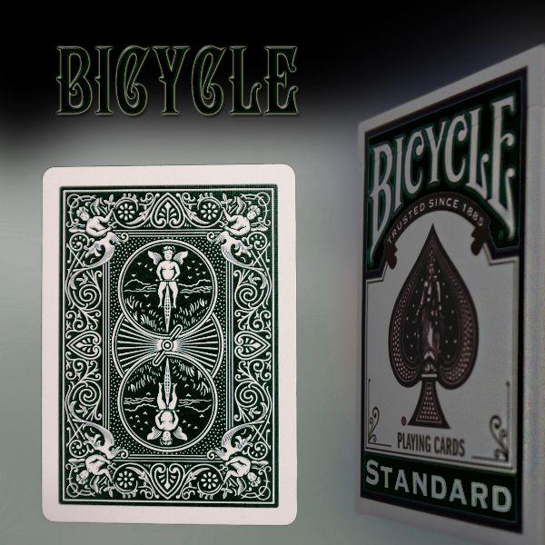 Bicycle -Black Back- Kartenspiel für Zauberkünstler