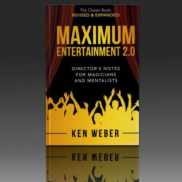 Maximum Entertainment 2.0 by Ken Weber Zauberbuch