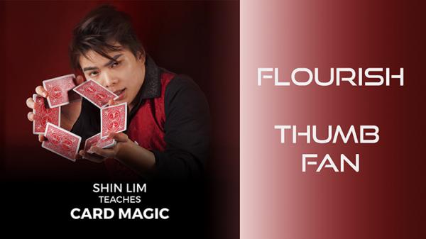 Thumb Fan Flourish by Shin Lim (Single Trick) video DOWNLOAD