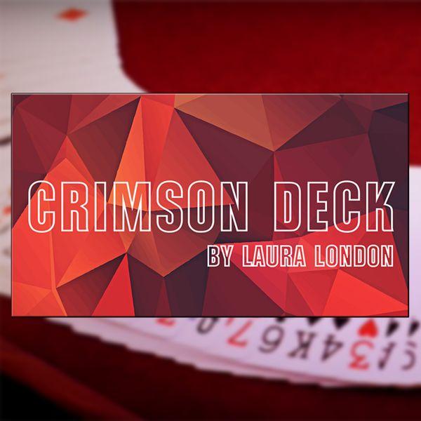 Crimson Deck Kartentrick