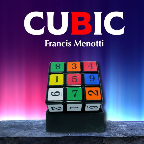 Cubic by Francis Menotti Zaubertrick und Mentaltrick