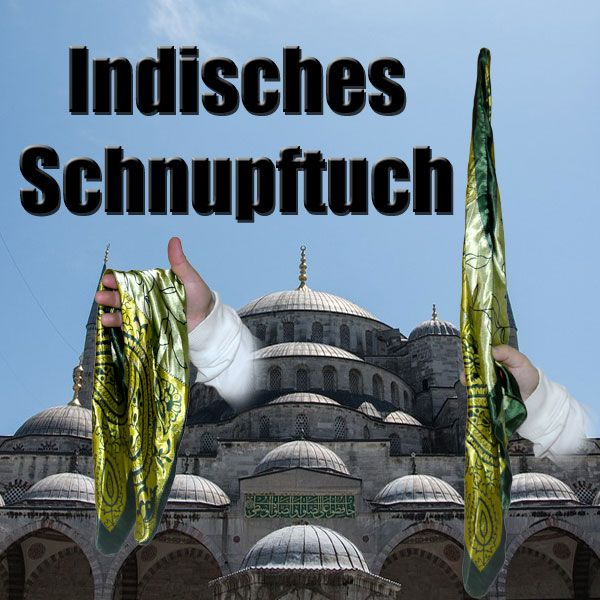 Indisches Schnupftuch Zaubertrick Stand Up