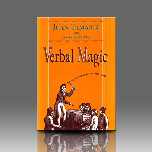 Verbal Magic - Juan Tamariz Zauberbuch