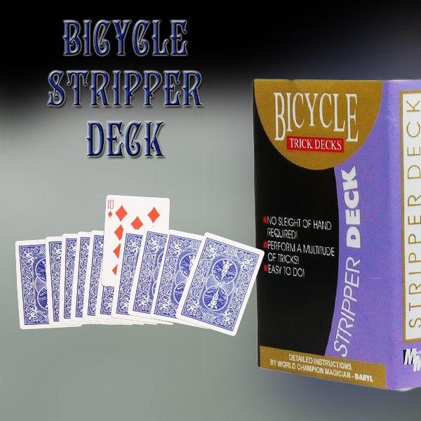 Stripper Deck Trickkartenspiel