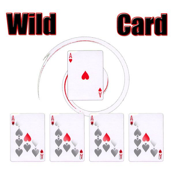 Wild Card Kartentrick