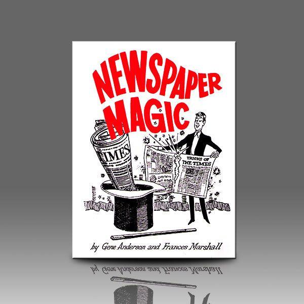 Newspaper Magic Zauberbuch