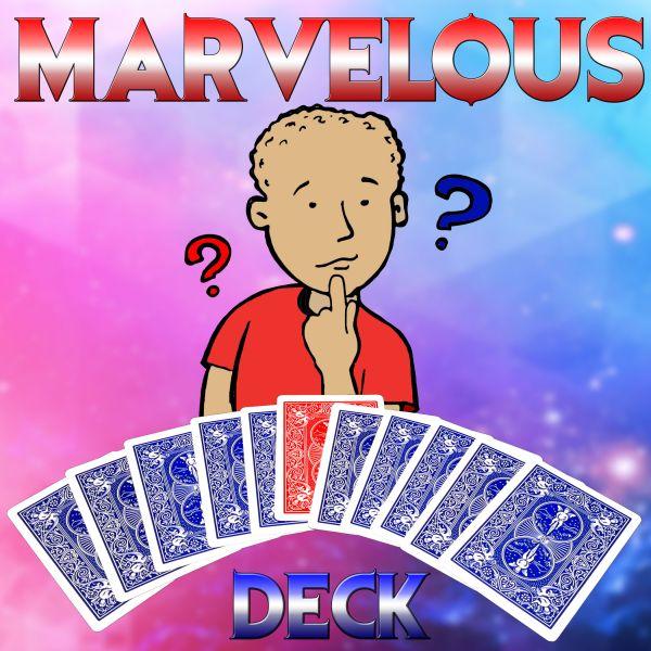 Marvelous Deck Zaubertrick