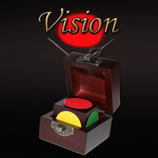 Vision Ental Cube Mentaltrick