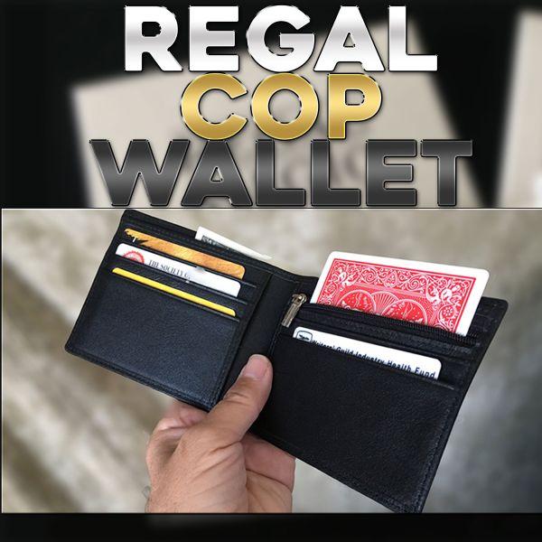 The Regal Cop Wallet by David Regal
