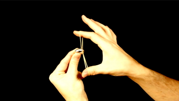 Ultra Rubber Band Through Ring by Rasmus video DOWNLOAD