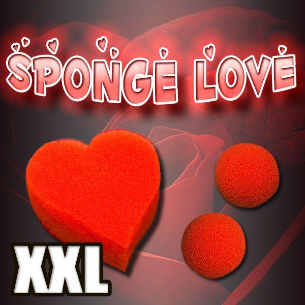 Sponge Love XXL Zaubertrick