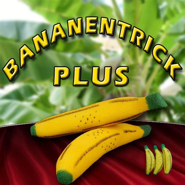 Bananentrick Plus Zaubertrick Stand-Up
